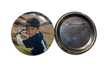 "Photo Button 3"" Round"
